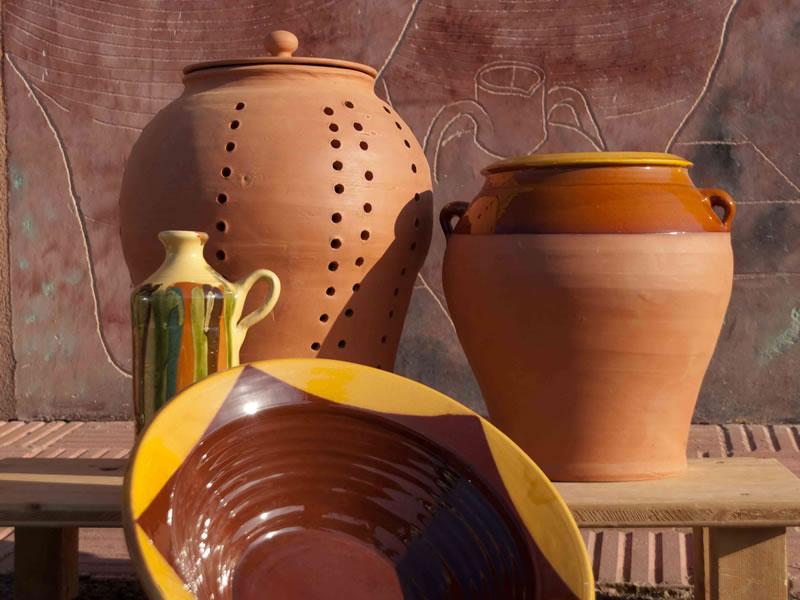 Resultat d'imatges de ceràmica Miravet