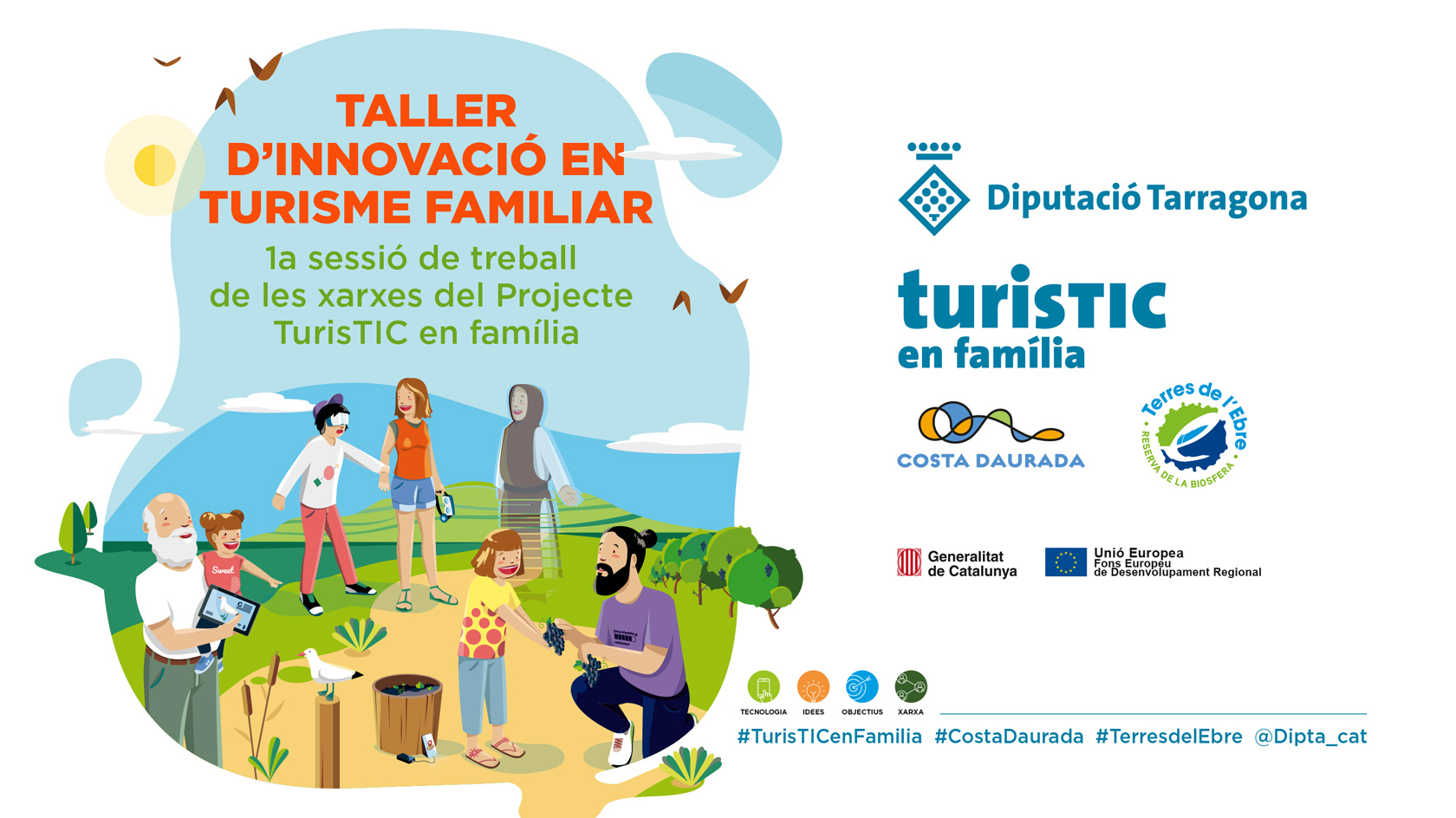 Taller innovació turisme familiar