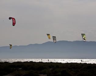 Kitesurf Terres Ebre