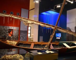 Visita al Museu de les Terres de l'Ebre