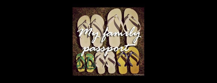 My family Passport