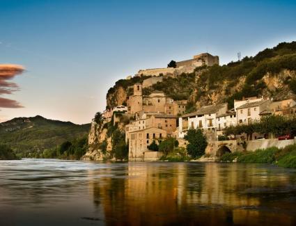 Visites guiades al Castell de Miravet