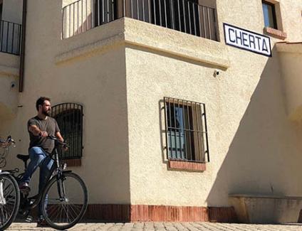 Estació de Xerta Pack Via Bici